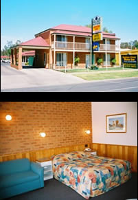 Golden River Motor Inn - Accommodation Airlie Beach