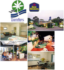 Travellers Motor Village - Accommodation Airlie Beach