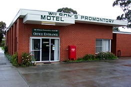 Wilsons Promontory Motel - Accommodation Airlie Beach