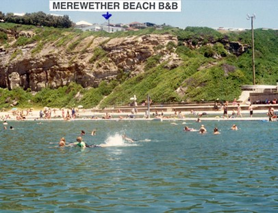 Merewether Beach B And B - Accommodation Airlie Beach