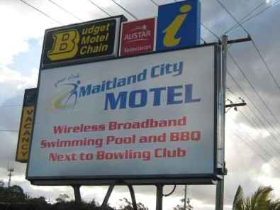 Maitland City Motel - Accommodation Airlie Beach