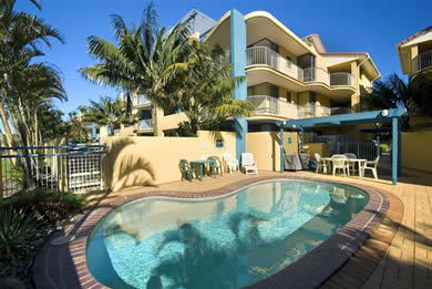 Surf Club Apartments - Accommodation Airlie Beach