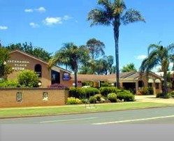 Jacaranda Place Motor Inn - Accommodation Airlie Beach
