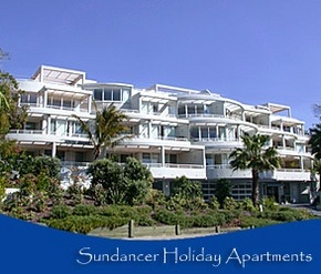 Sundancer Holiday Apartments - Accommodation Airlie Beach