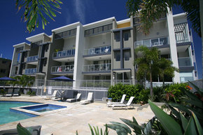 Splendido Resort Apartments - Accommodation Airlie Beach
