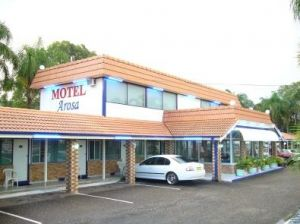 Arosa Motel - Accommodation Airlie Beach