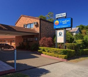 Airport Admiralty Motel - Accommodation Airlie Beach