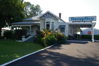 Colonial Court Motor Inn - Accommodation Airlie Beach