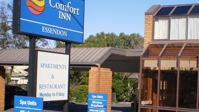 Comfort Inn  Suites Essendon - Accommodation Airlie Beach