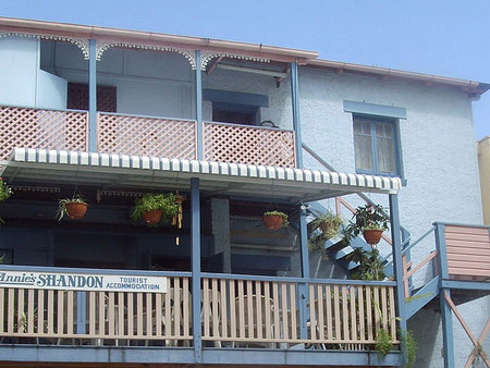 Annies Shandon Inn - Accommodation Airlie Beach
