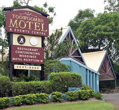 Toowoomba Motel - Accommodation Airlie Beach