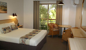 Colonial Village Motel - Accommodation Airlie Beach