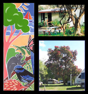 Bushland Cabins - Accommodation Airlie Beach