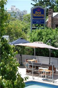 Best Western Gregory Terrace Motor Inn - Accommodation Airlie Beach