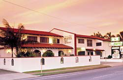 Comfort Inn Marco Polo Motel - Accommodation Airlie Beach