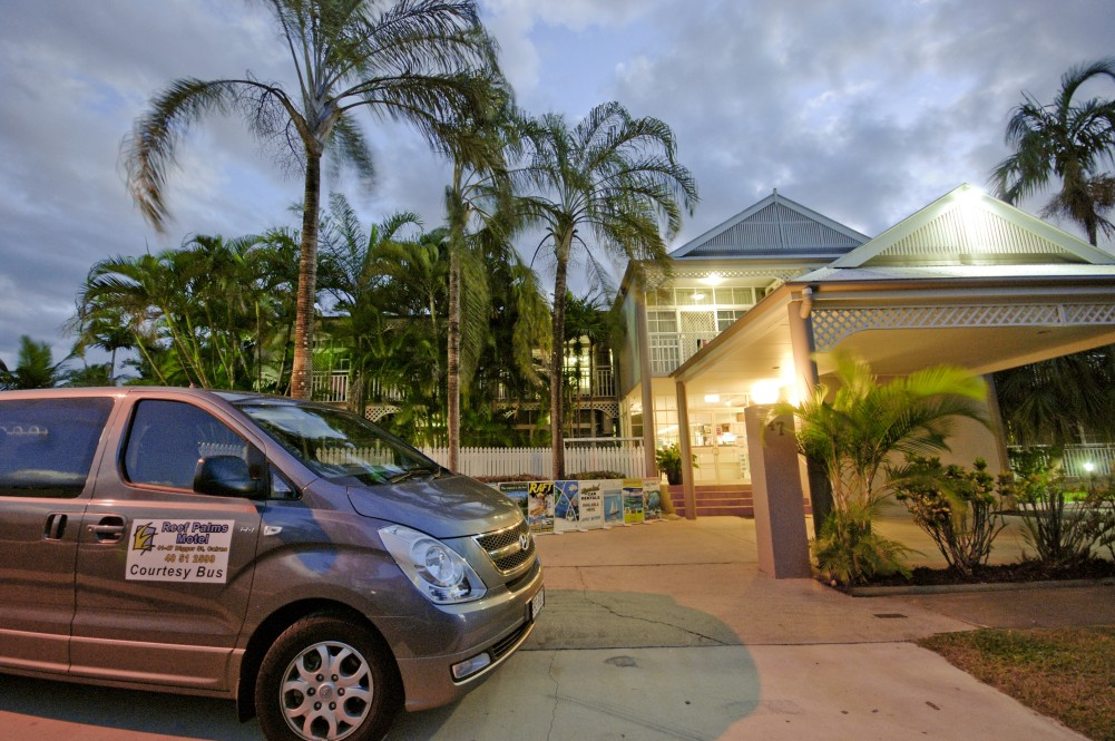 Reef Palms - Accommodation Airlie Beach