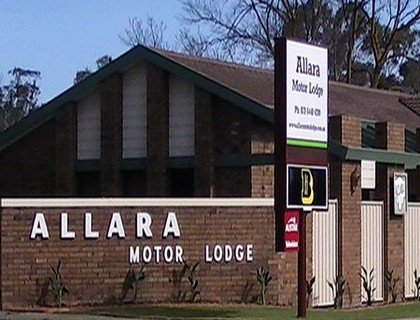 Allara Motor Lodge - Accommodation Airlie Beach