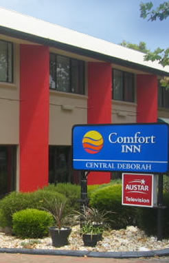 Comfort Inn Central Deborah - Accommodation Airlie Beach