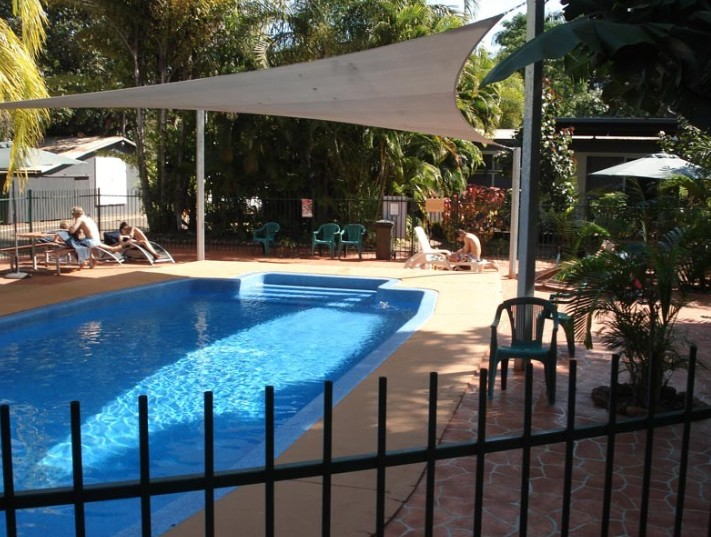 Shady Glen Tourist Park - Accommodation Airlie Beach