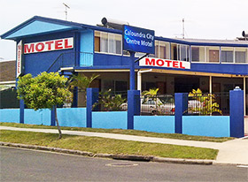 City Centre Motel - Accommodation Airlie Beach