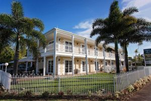 White Lace Motor Inn - Accommodation Airlie Beach