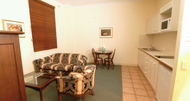 Rothbury On Ann Heritage Apartment Hotel - Accommodation Airlie Beach