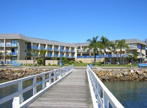 Mariners On The Waterfront - Accommodation Airlie Beach