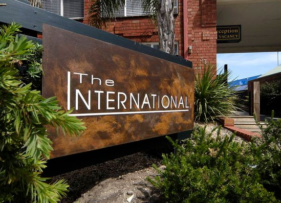 Comfort Inn The International - Accommodation Airlie Beach