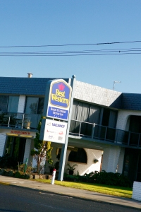 Best Western Banjo Paterson Motor Inn - Accommodation Airlie Beach