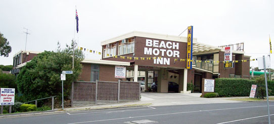 Beach Motor Inn - Accommodation Airlie Beach