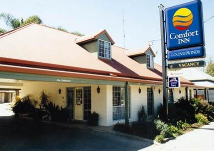 Comfort Inn Goondiwindi - Accommodation Airlie Beach