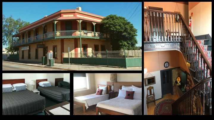 Pampas Motel - Accommodation Airlie Beach