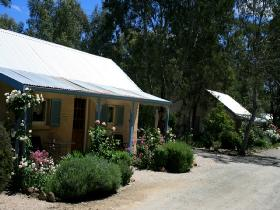 Riesling Trail Cottages - Accommodation Airlie Beach