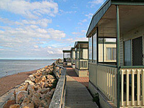 Stansbury Foreshore Caravan Park - Accommodation Airlie Beach