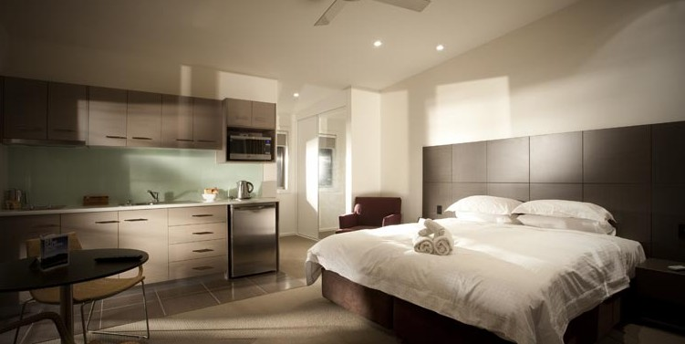 Longview Vineyard Apartments - Accommodation Airlie Beach