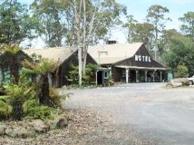 Derwent Bridge Wilderness Hotel - Accommodation Airlie Beach