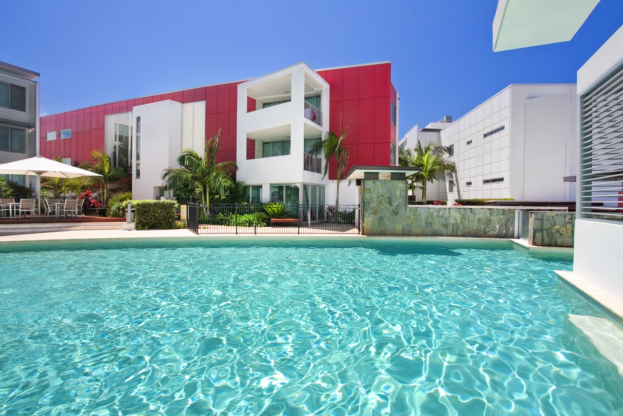 Element on Coolum Beach - Accommodation Airlie Beach