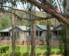 The Homestead Cabins Brogo - Accommodation Airlie Beach