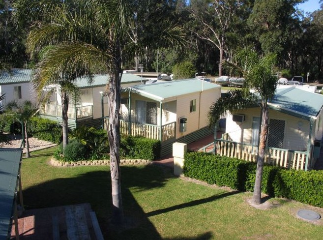 Jervis Bay Caravan Park - Accommodation Airlie Beach