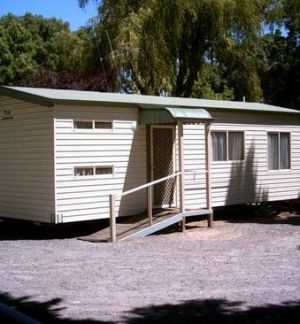 Castlemaine Central Cabin  Van Park - Accommodation Airlie Beach
