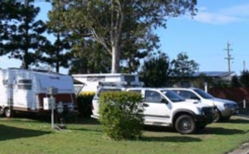 Browns Caravan Park - Accommodation Airlie Beach