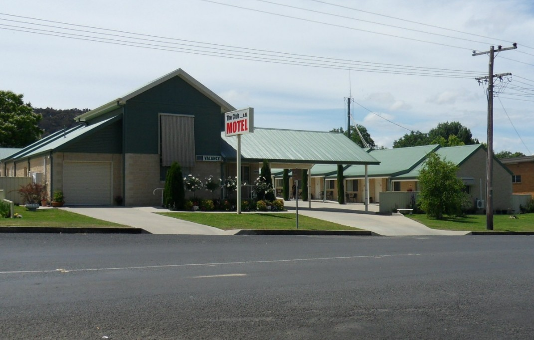 Club Motel Tumbarumba - Accommodation Airlie Beach