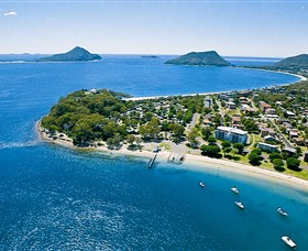 Halifax Holiday Park - Nelson Bay - Accommodation Airlie Beach