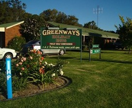 Greenways Holiday Units - Accommodation Airlie Beach