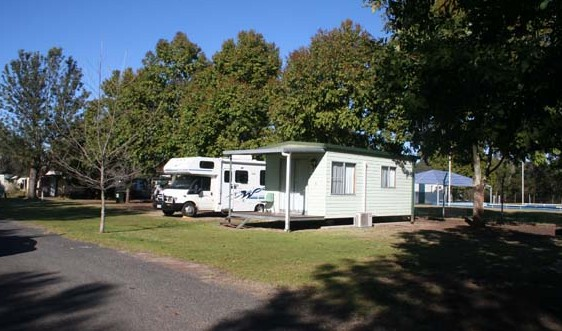 Bingara Riverside Caravan Park - Accommodation Airlie Beach