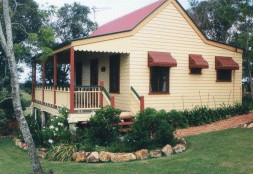 Mango Hill Cottages Bed and Breakfast - Accommodation Airlie Beach