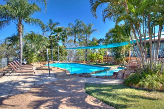 Lake Maraboon Holiday Village - Accommodation Airlie Beach