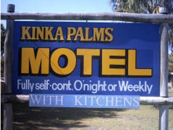 Kinka Palms Beachfront Apartments / Motel - Accommodation Airlie Beach