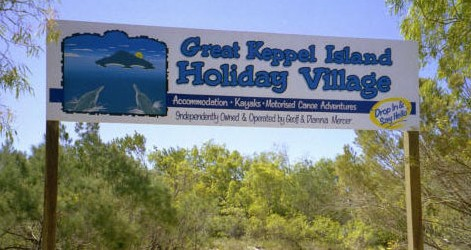 Great Keppel Island Holiday Village - Accommodation Airlie Beach