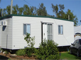 Blue Gem Caravan Park - Accommodation Airlie Beach